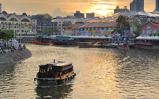 Review of Singapore River Near to Frasers Property Condo